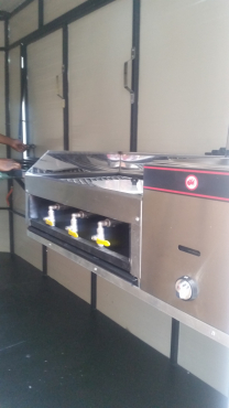 Mobile kitchen pretoria city caravans and campers for Kitchens gauteng