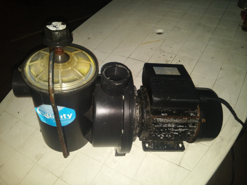 Pool pump for sale durban north pools and accessories 65090918 junk mail classifieds for Used swimming pool pumps for sale