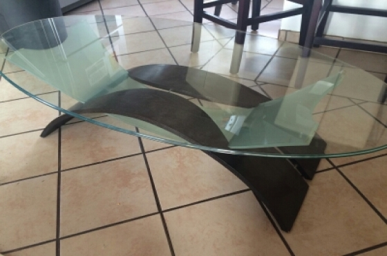 Glass coffee table east rand lounge furniture for Coffee tables johannesburg
