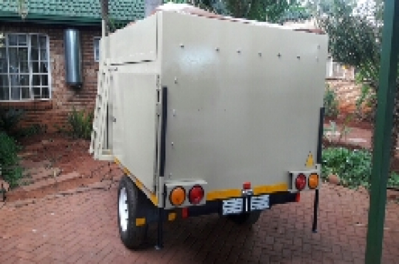 Brilliant 4X4 Camping For Sale  Mossel Bay  Trailers  64828246