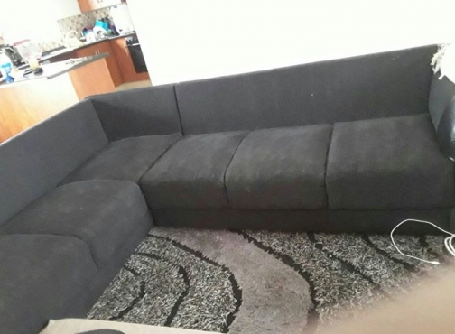 6 Seater L Shape Corner Couch For Sale Lounge