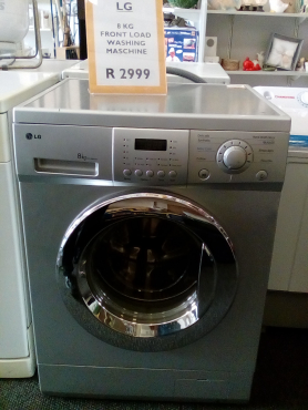 front load washing machine for sale