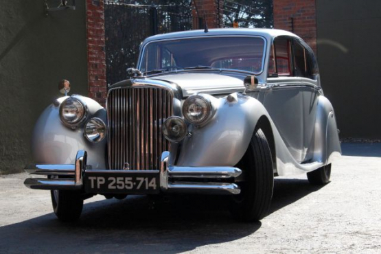 1951 Jaguar Mk V - Frame off restoration