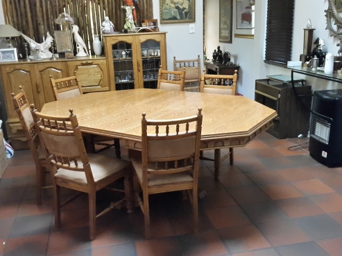 Dining room suite south rand diningroom furniture for Dining room tables johannesburg