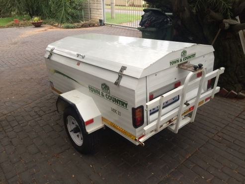 Excellent Camping Trailer For Sale   Trailers  64798188  Junk Mail
