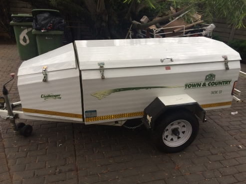 Amazing Camping Trailer For Sale  Centurion  Trailers  61852794  Junk Mail