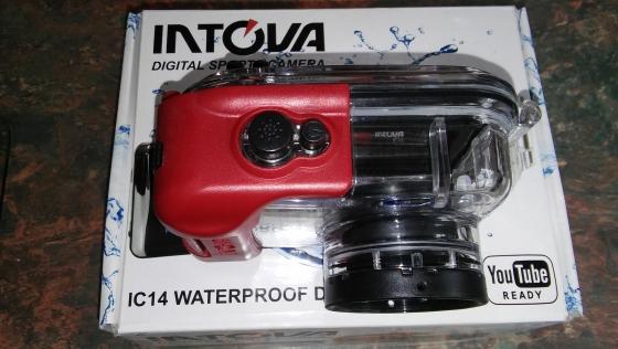 Underwater Housing for Intova IC14 Camera