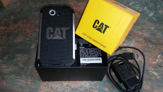 Cat B15Q 2016 Brand New