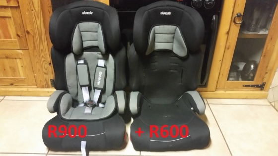 Booster Car Seats For Sale Cape Town