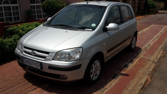 2006 hyundai getz 1 5 crdi hyundai 65138326 junk mail classifieds. Black Bedroom Furniture Sets. Home Design Ideas