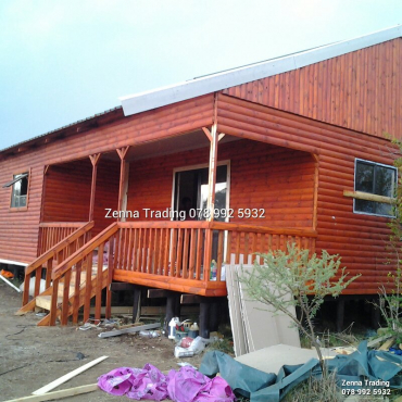 Spacious 1-4bedroom Log Homes