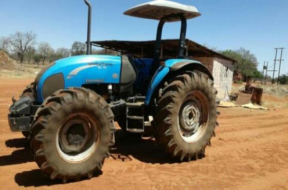 Landini Globalfarm 105 4 x 4 Tractor