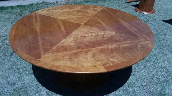 Rosewood boardroom table for sale