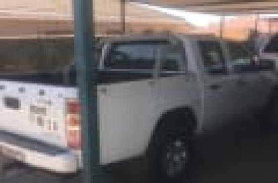 2012 Mazda Drifter Bt-50 2.6i 4x4 Safety P/u D/c for sale in Gauteng