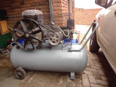 Air compressor, Fini