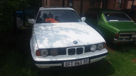 E34 Bmw 525i
