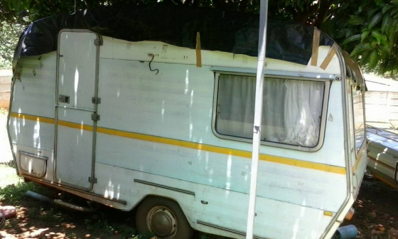 Cool 1996 Sprite Escape CI Caravan For Sale For R 46 000