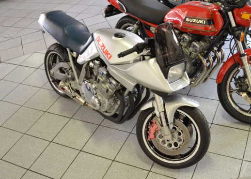 Suzuki Katana For Sale Cape Town