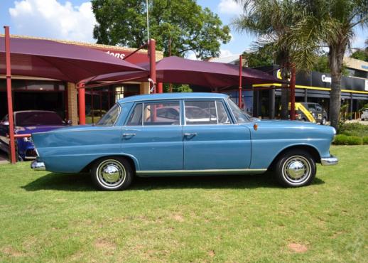 1963 mercedes benz 190d fintail sandton mercedes for Mercedes benz 190d for sale