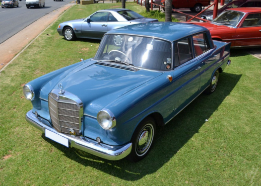 Fintail Mercedes For Sale Cape Town