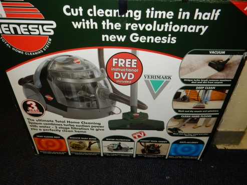 Genesis Vacuum Pretoria North Carpet And Vacuum