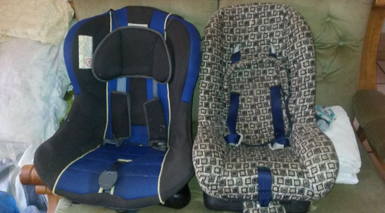 selling 2 car seats baby accessories 65561806 junk mail classifieds. Black Bedroom Furniture Sets. Home Design Ideas