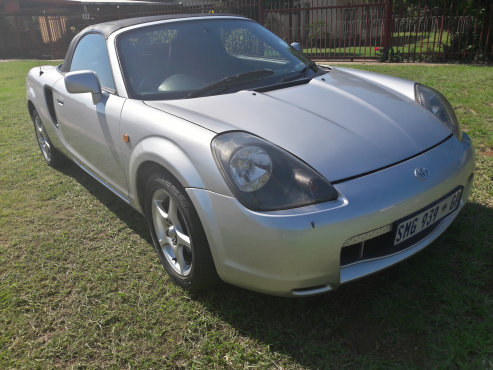 toyota mr2 for sale or to swop toyota 65396496 junk mail classifieds. Black Bedroom Furniture Sets. Home Design Ideas
