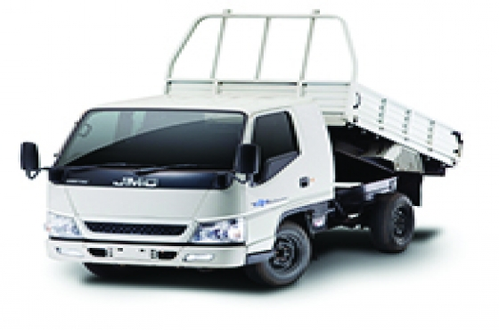 From Bakkies to Trucks- JMC will carry your load.