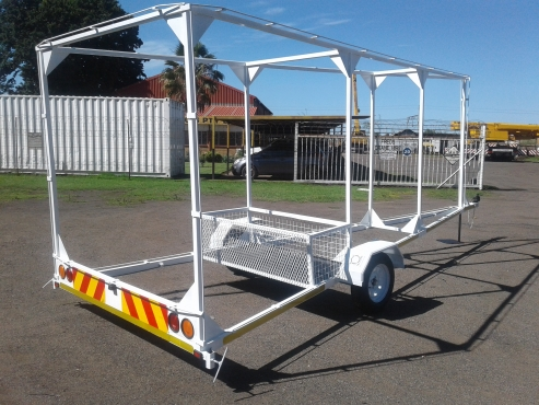 3 Meter Trailer BIRTHDAY SALE FOR ONLY R 11 000