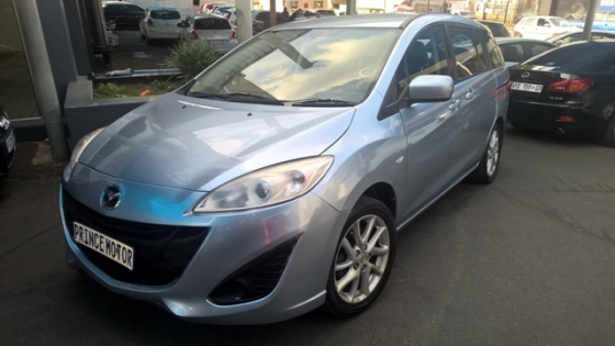 Pre Owned 2012 Mazda 5 2 0 Central Mazda