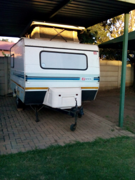 Excellent Caravan For Sale  Pretoria East  Caravans And Campers  Junk Mail