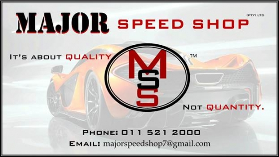 Major Speed Shop