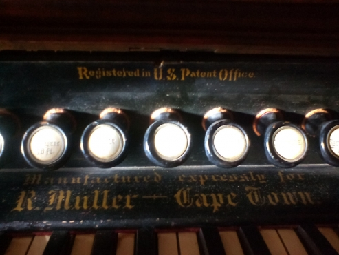 Chicago Cottage Antique Foot Pedal Organ for sale