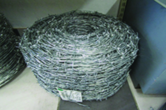 Double Strand Barbed Wire 800mx2 0mm R900 Centurion