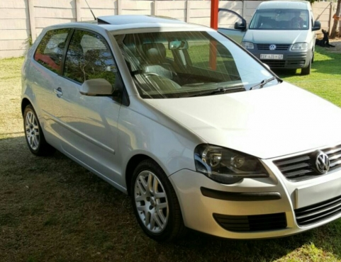 vw polo sportline 1 9 tdi diesel 2006 for r75 000. Black Bedroom Furniture Sets. Home Design Ideas