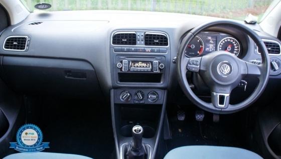 2013 volkswagen polo 1.2 tdi bluemotion 5dr | centurion