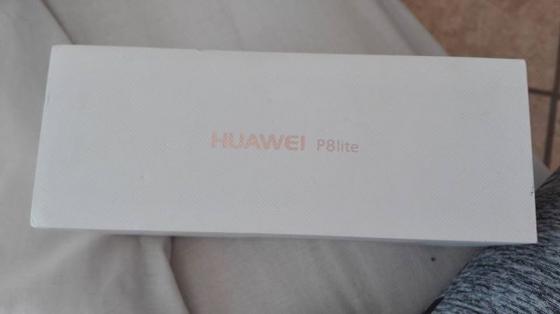 Huawei p8 lite.
