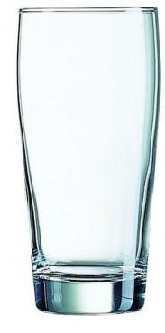 Willy beer glass 390ml Aqua Glassware