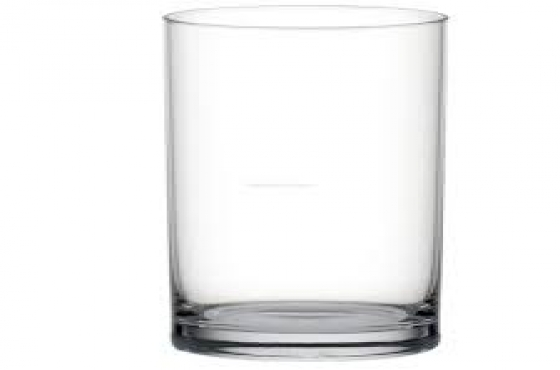 Hi Ball Glass 280ml Aqua Glassware