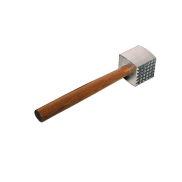 Meat Mallet Hand - 300mm (Wood Handle)
