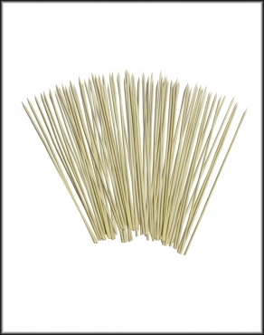 Skewer Sticks 4.0mm x 400mm