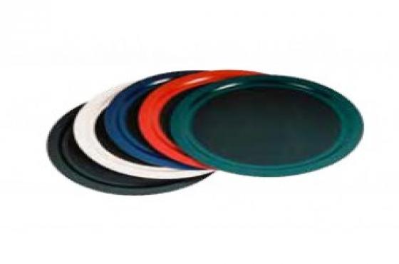 Tuff Trays round tray 400mm Blue