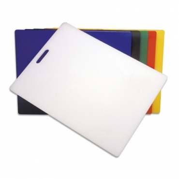 Cutting Board PE - 610 x 610 x 40mm - White