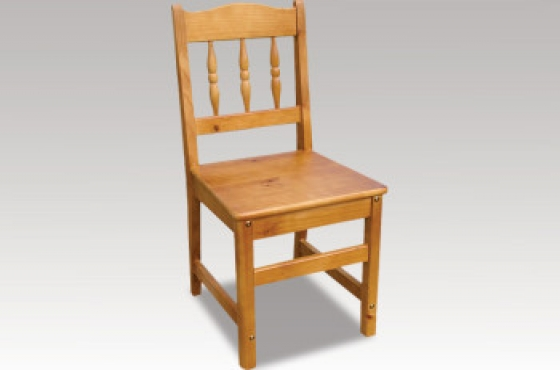 CHAIRS OAK OREGON PINE STAIN R49999 Each B New