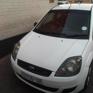 2007 Ford Fiesta 1.4 in good condition for R 45000.00 This is a very good car in good condition, fue