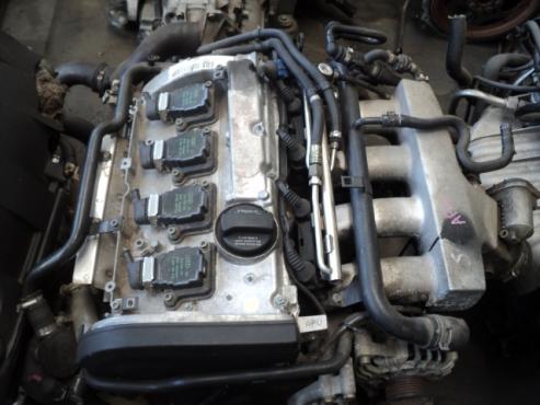 audi A3-A4 1.8 20v turbo engine(apu) - R13000