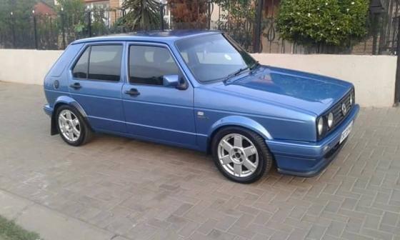 Vw Golf 1 Velocity 1.4     Volkswagen   65922700   Junk ...