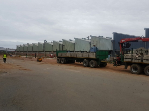 Newly renovated warehouse in Prospecton KZN