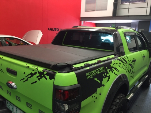 Ford Ranger Raptor Kit Now Available Autocessory