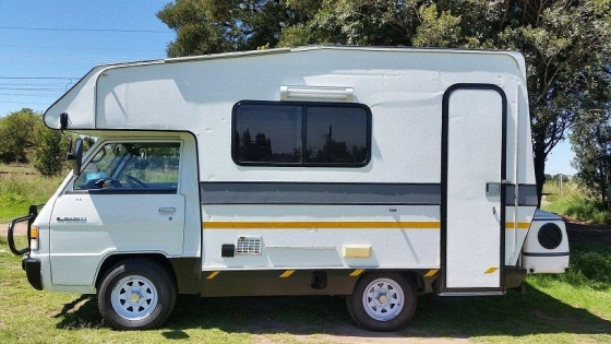 Mitsubishi l300 camper 1992 west rand caravans and for L interieur trailer